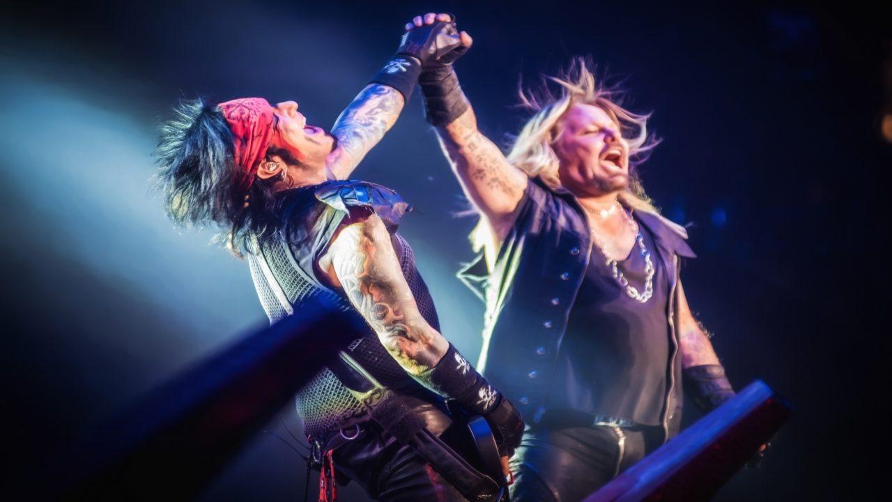 Mötley Crüe: The End - Un momento del documentario