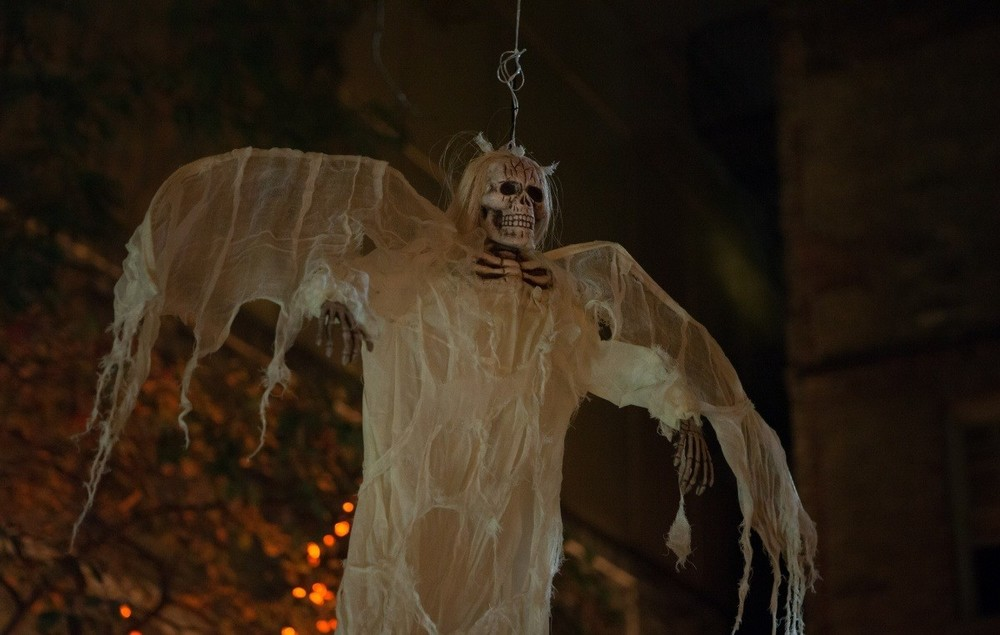 Pay the Ghost: un'immagine del film
