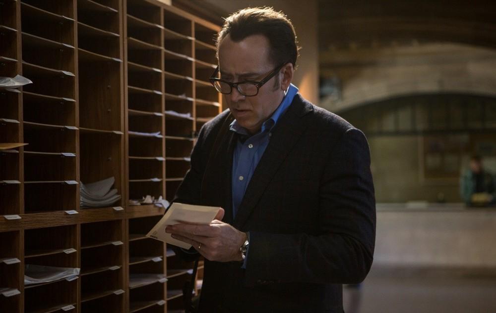 Pay the Ghost: Nicolas Cage in una scena del film