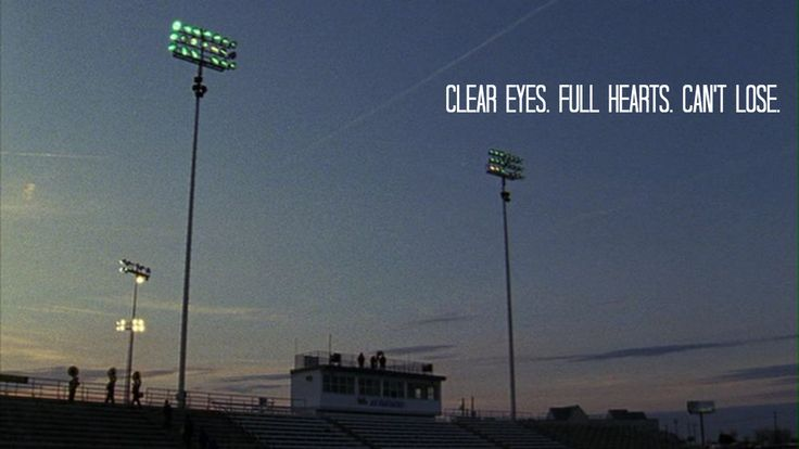 Friday Night Lights: un'immagine promozionale per la serie
