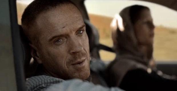 Homeland: un'immagine di Brody, interpretato da Damian Lewis