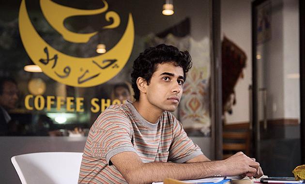 Homeland: l'attore Suraj Sharma in una foto della serie