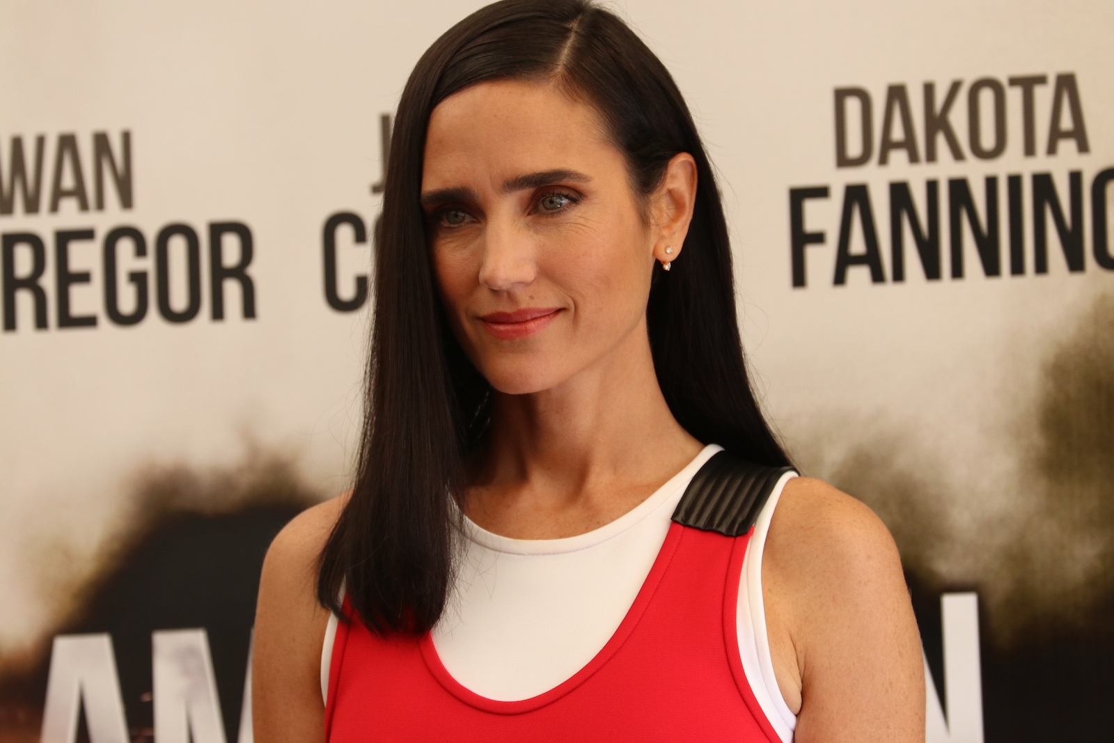 American Pastoral: la bellissima Jennifer Connelly al photocall