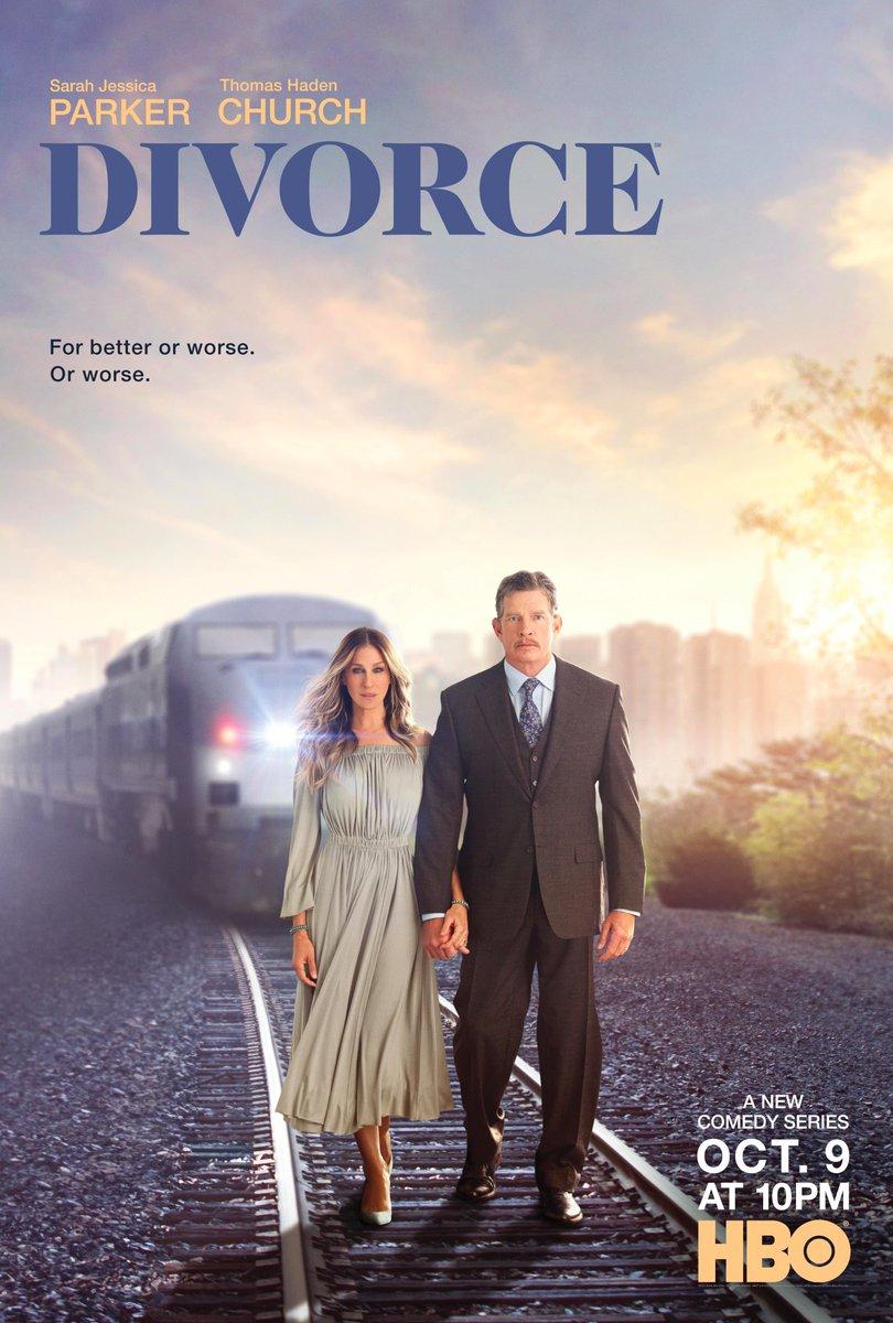 Divorce: la locandina della serie