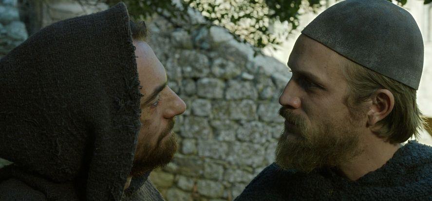 Il sogno di Francesco: Elio Germano e Jérémie Rénier in un momento del film