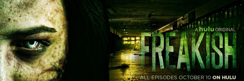 Freakish: un'immagine promozionale per la serie