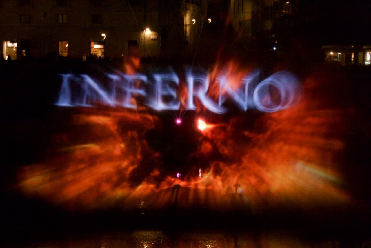 Inferno: il trailer sull'Arno