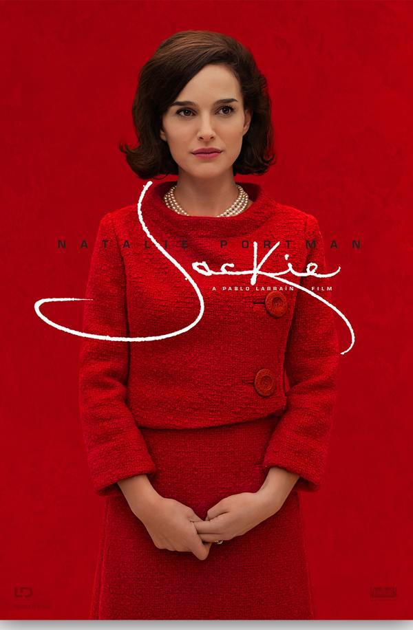 Jackie: il poster del film
