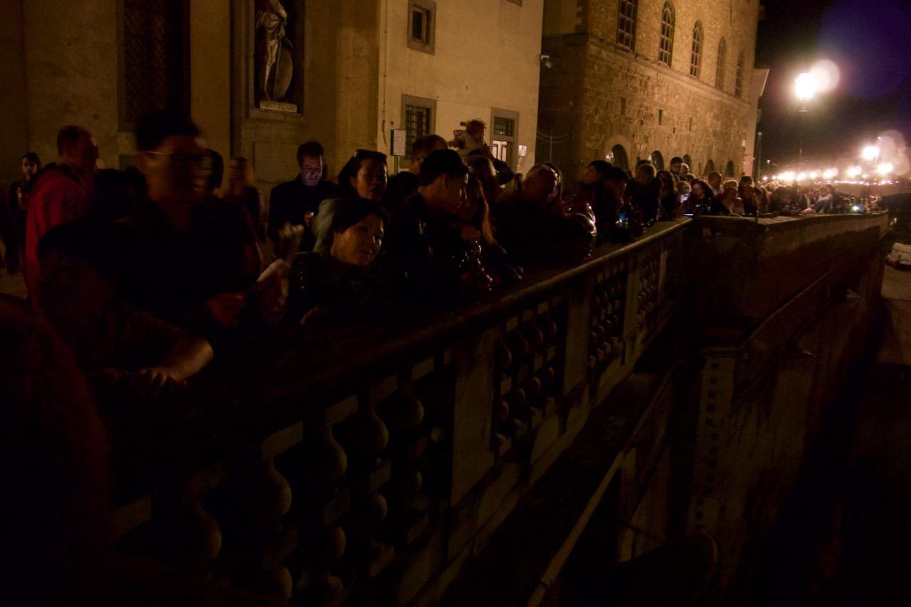 Inferno: lo spettacolo sull'Arno dedicato al film