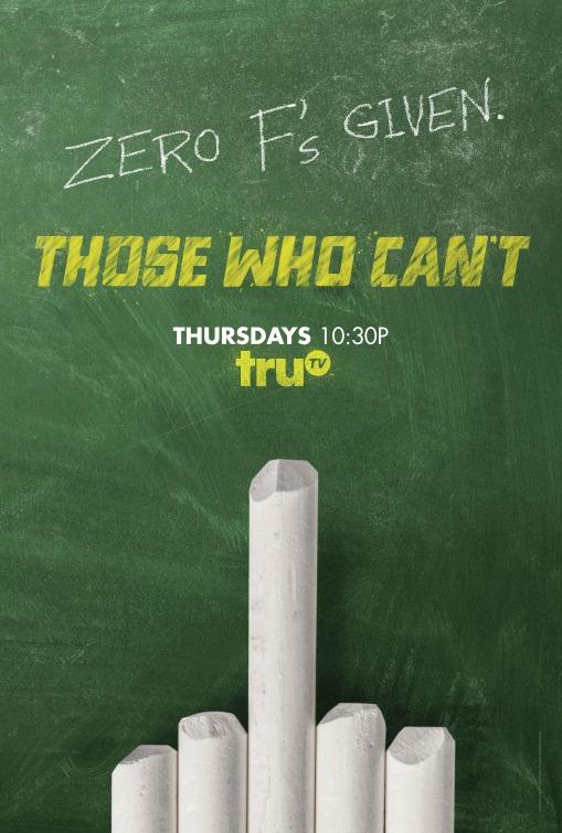 Those Who Can't: un manifesto per la seconda stagione