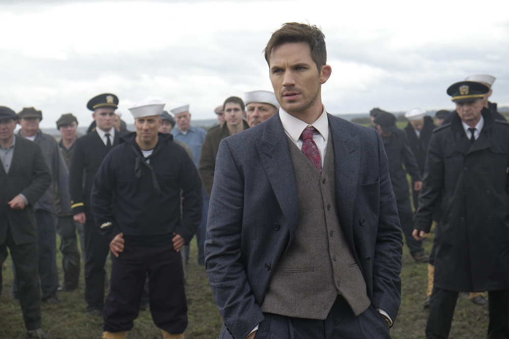 Timeless: l'attore Matt Lanter in una foto del pilot