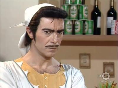 Salvatore Landolina in Love Me Licia