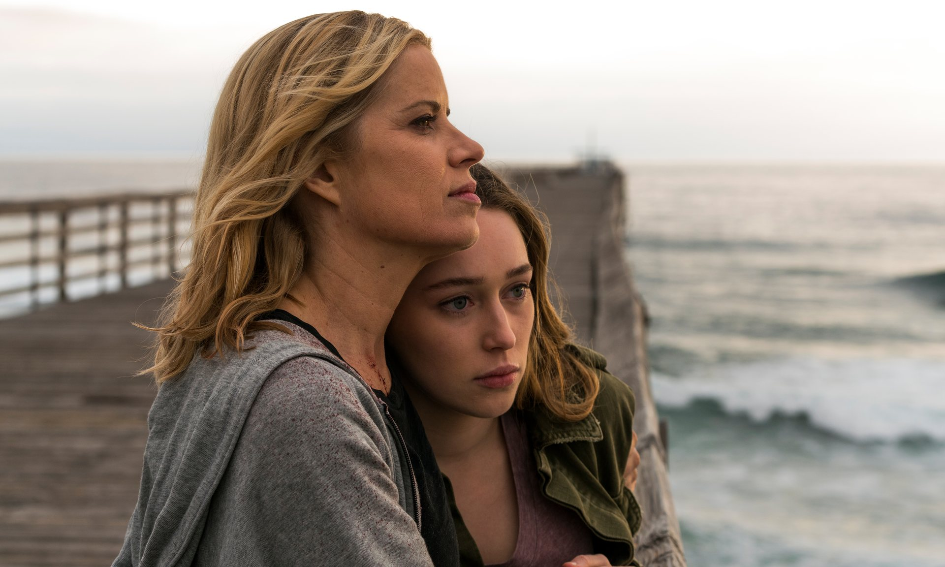 Fear the Walking Dead: una scena dell'episodio Date of Death