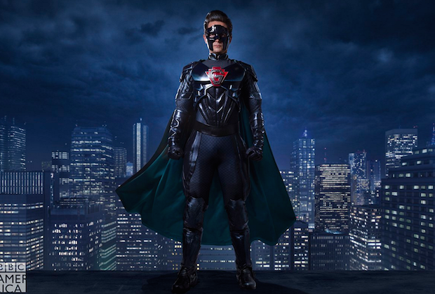 Doctor Who: Justin Chatwin in The Return of Doctor Mysterio