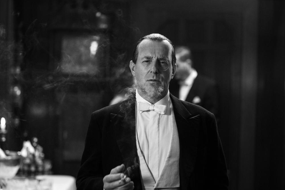 Fritz Lang: Heino Ferch in un momento del film