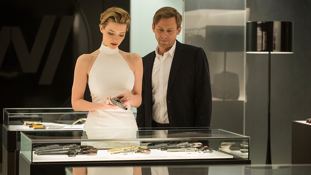 Westworld: Jimmi Simpson nell'episodio Chestnut