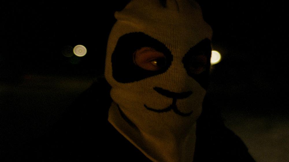 I Am Not a Serial Killer: Max Records in una scena del film