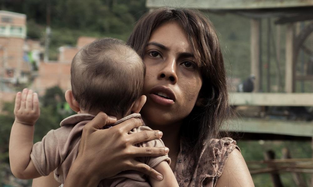 The Animal's Wife: Natalia Polo in una scena del film