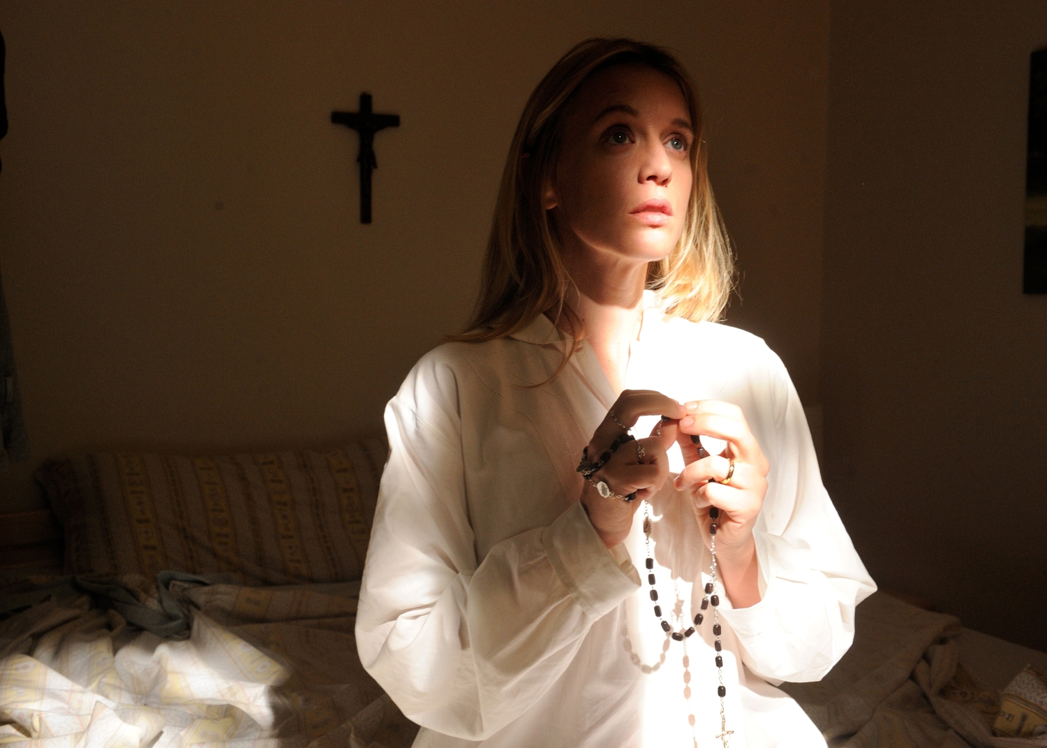 The Young Pope: Ludivine Sagnier in una scena