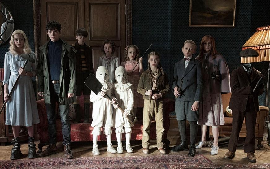Miss Peregrine's Home for Peculiar Children: tutti i protagonisti riuniti