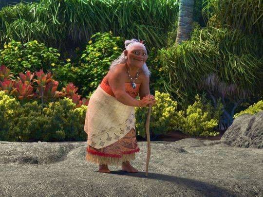 Oceania: la nonna di Vaiana