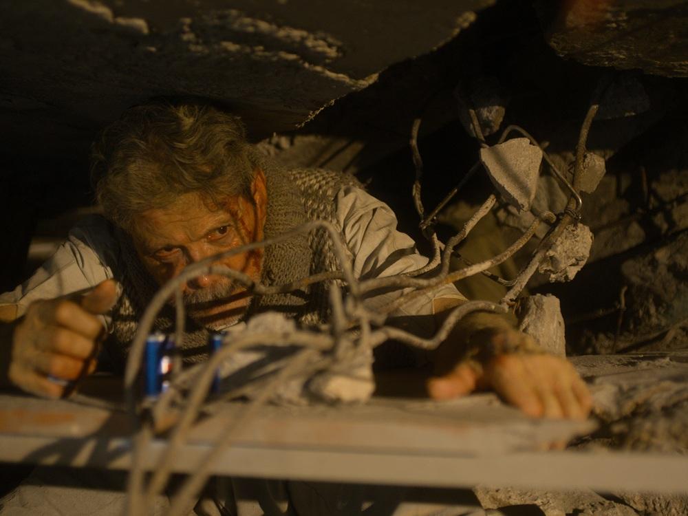 7:19, Héctor Bonilla in una scena del film