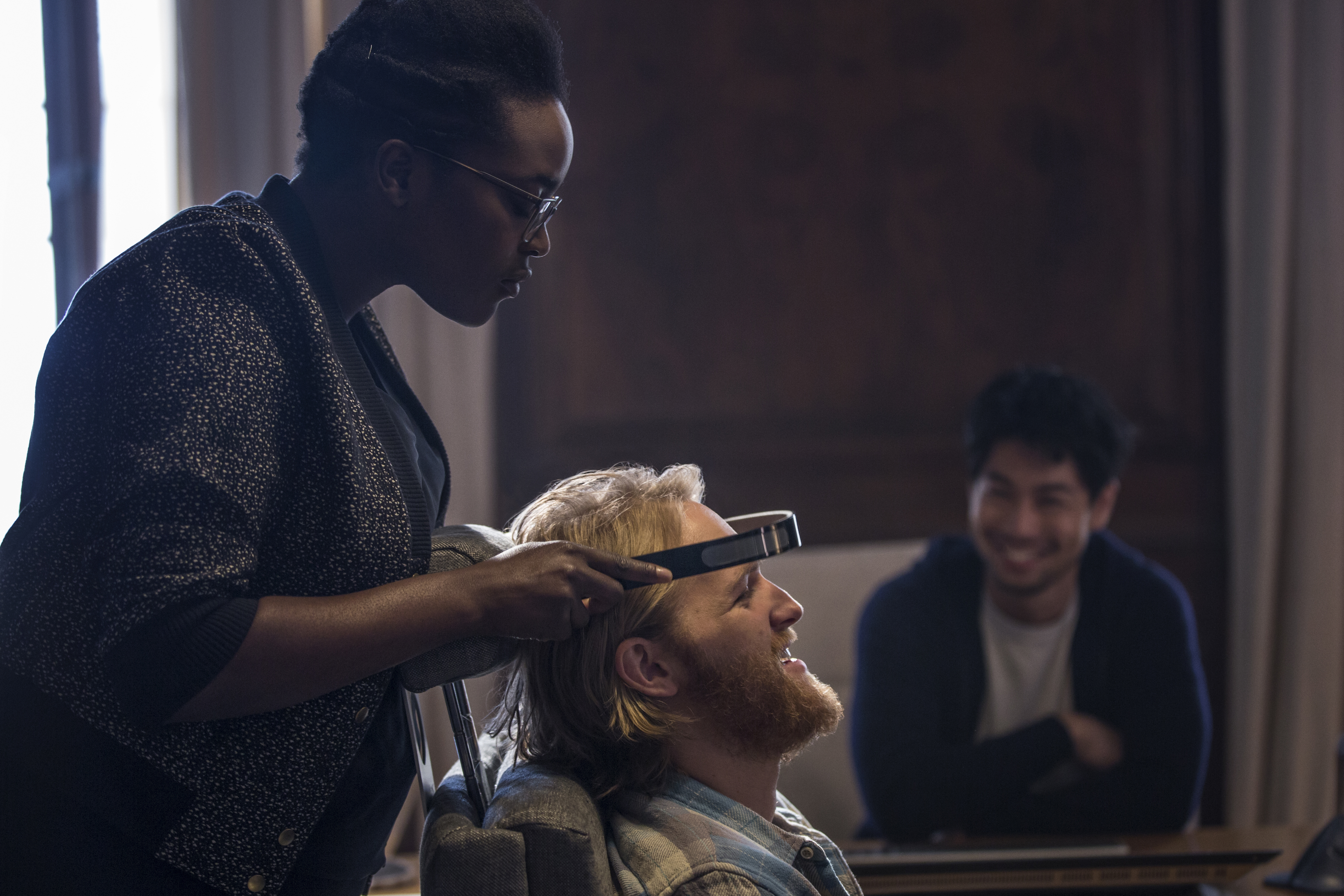 Black Mirror: un nomento della terza stagione, episodio Playtest