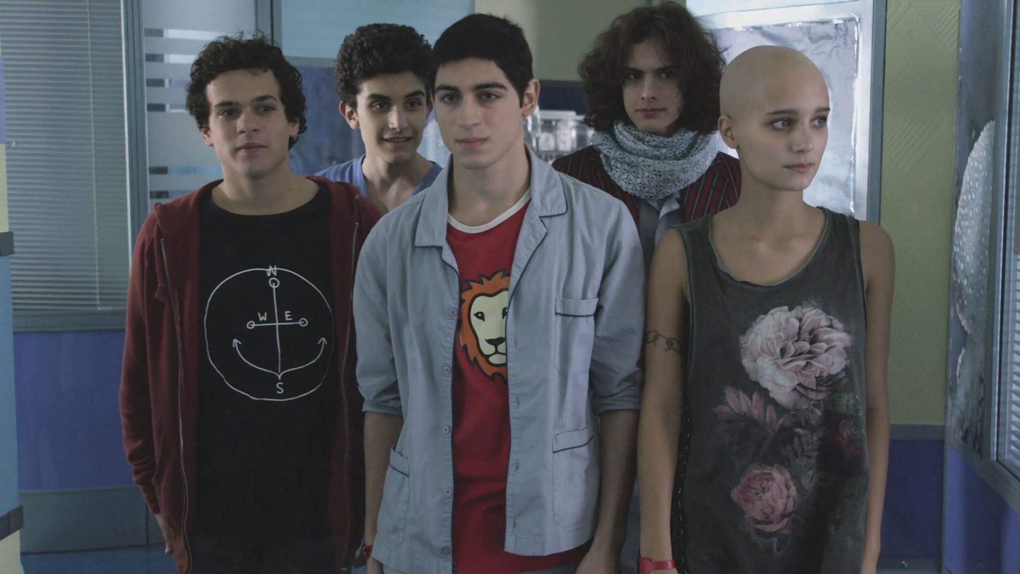 Braccialetti Rossi: un'immagine dei protagonisti della terza stagione