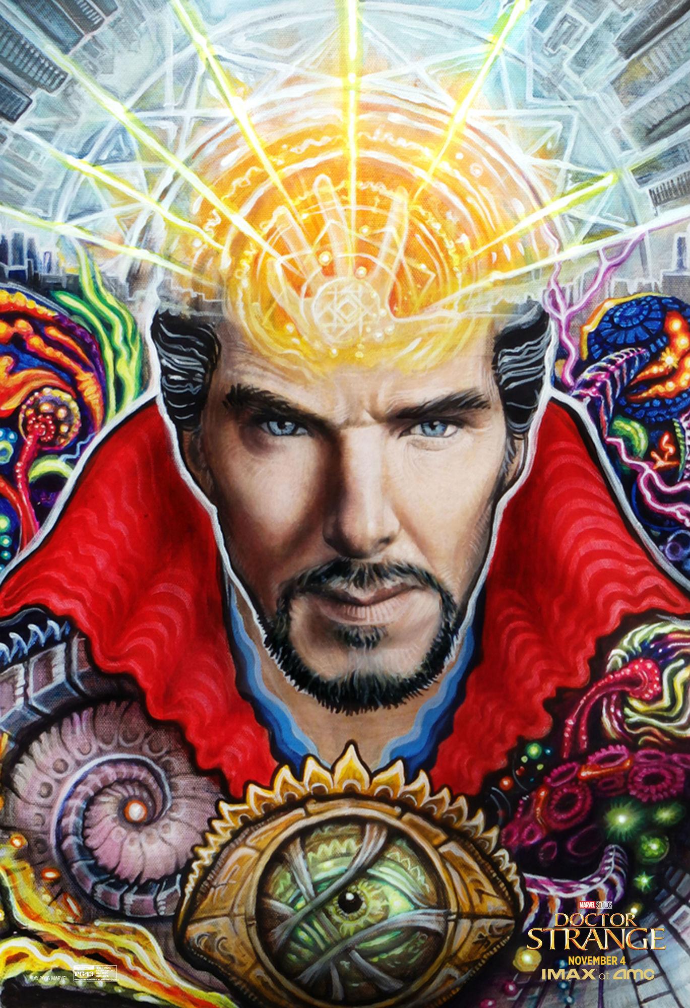 Doctor Strange: un nuovo poster del film