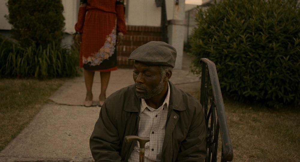 The Empty Box: Jimmy Jean-Louis in un'immagine del film