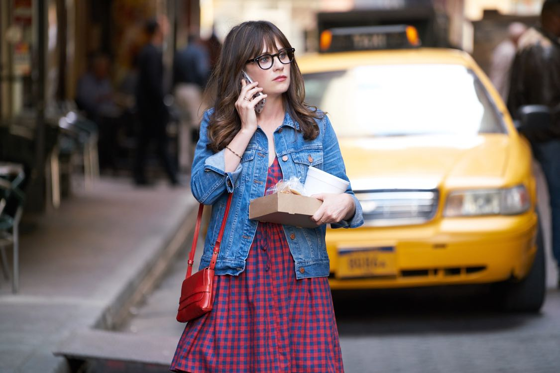 Brooklyn Nine-Nine: Zooey Deschanel nell'episodio crossover con New Girl