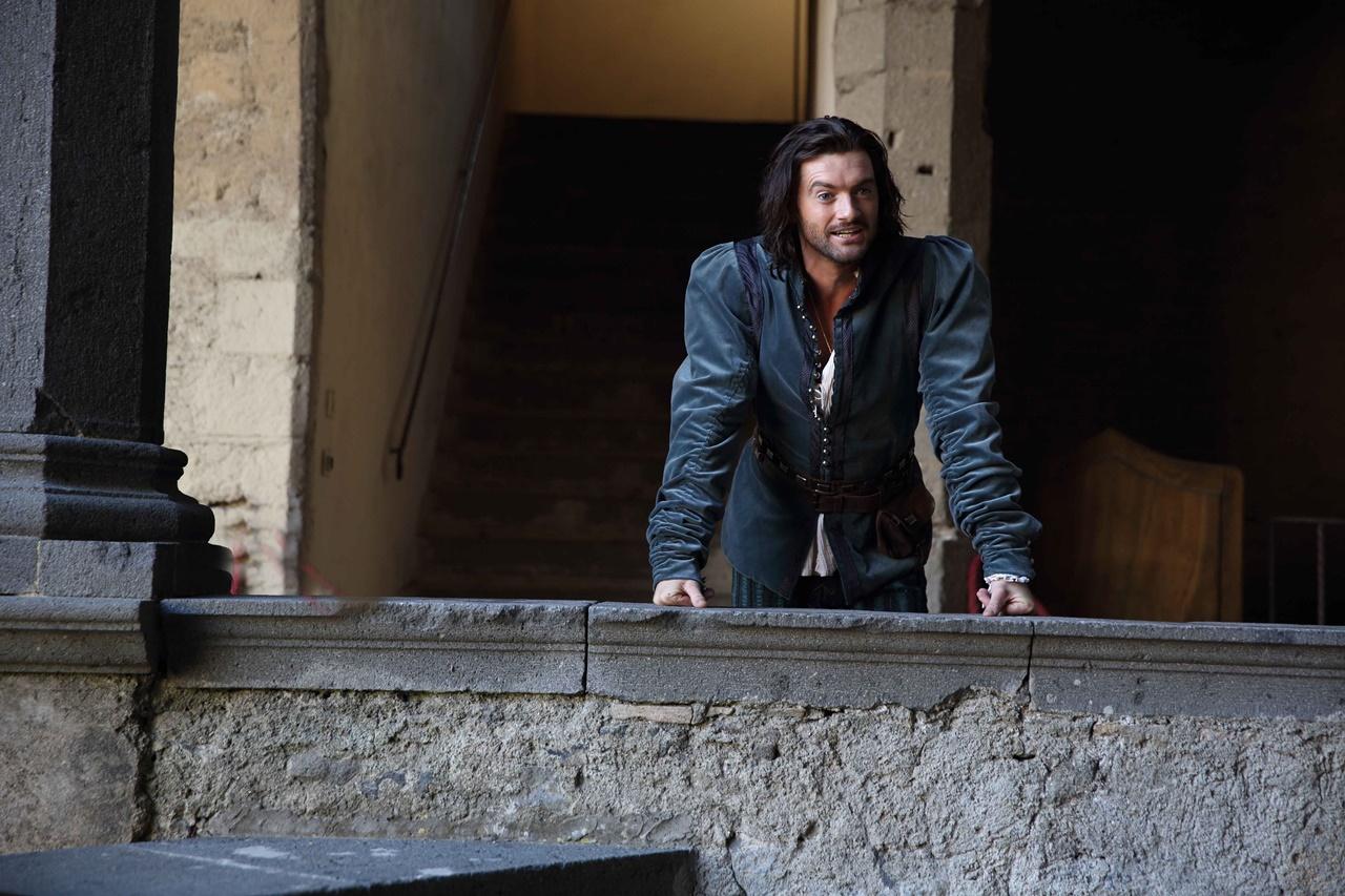 Medici, Masters of Florence: una foto di Stuart Martin