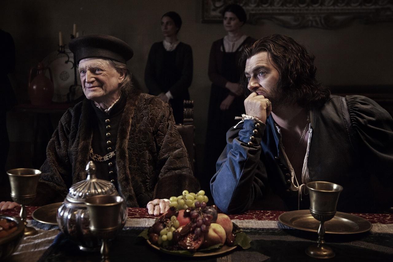 Medici, Masters of Florence: gli attori David Bradley e Stuart Martin
