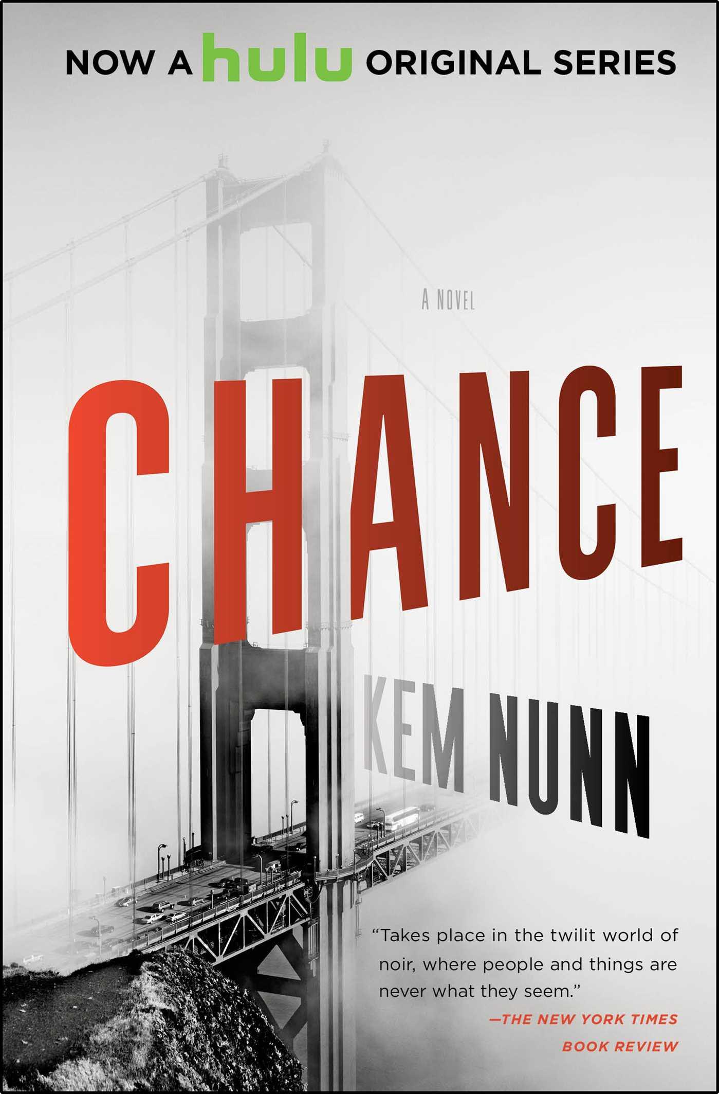 Chance: la locandina della serie