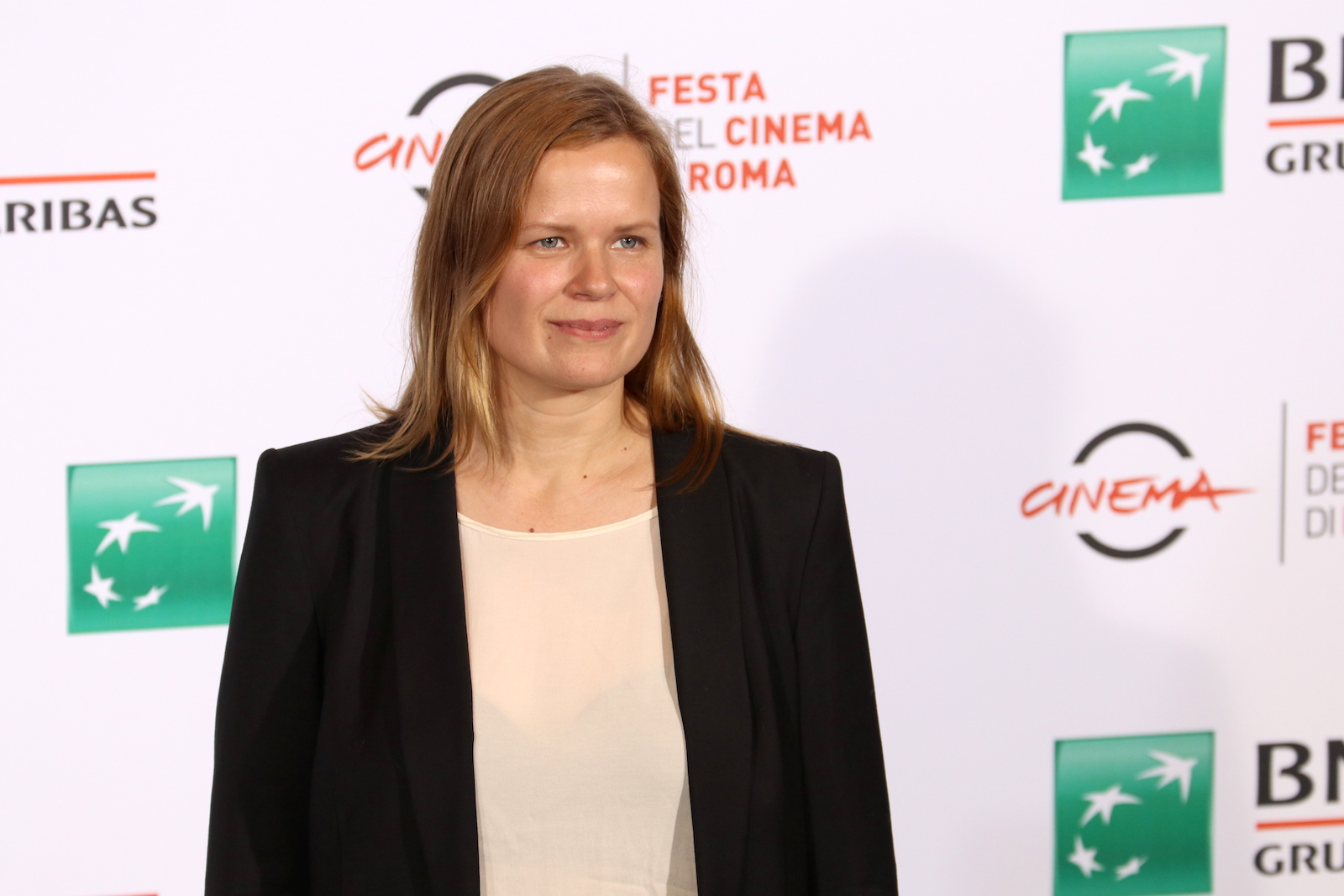 Roma 2016: Selma Vilhunen al photocall di Little Wing
