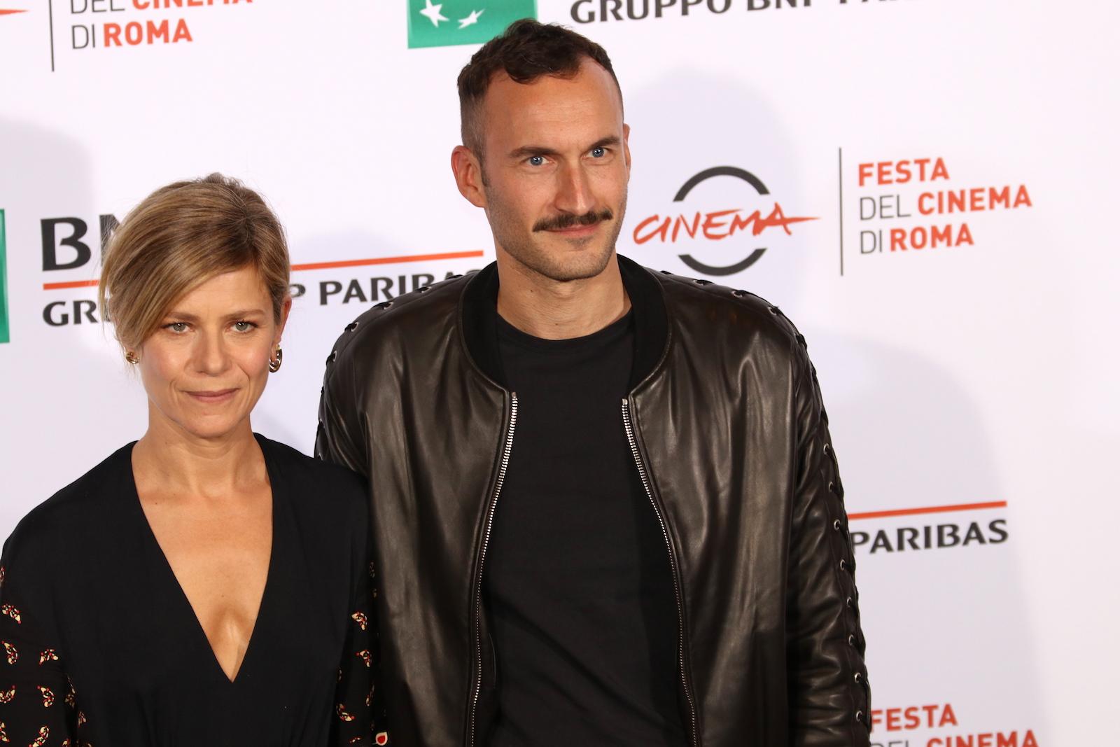 Roma 2016: Marina Föis e Sébastien Marnier al Photocall di Faultless