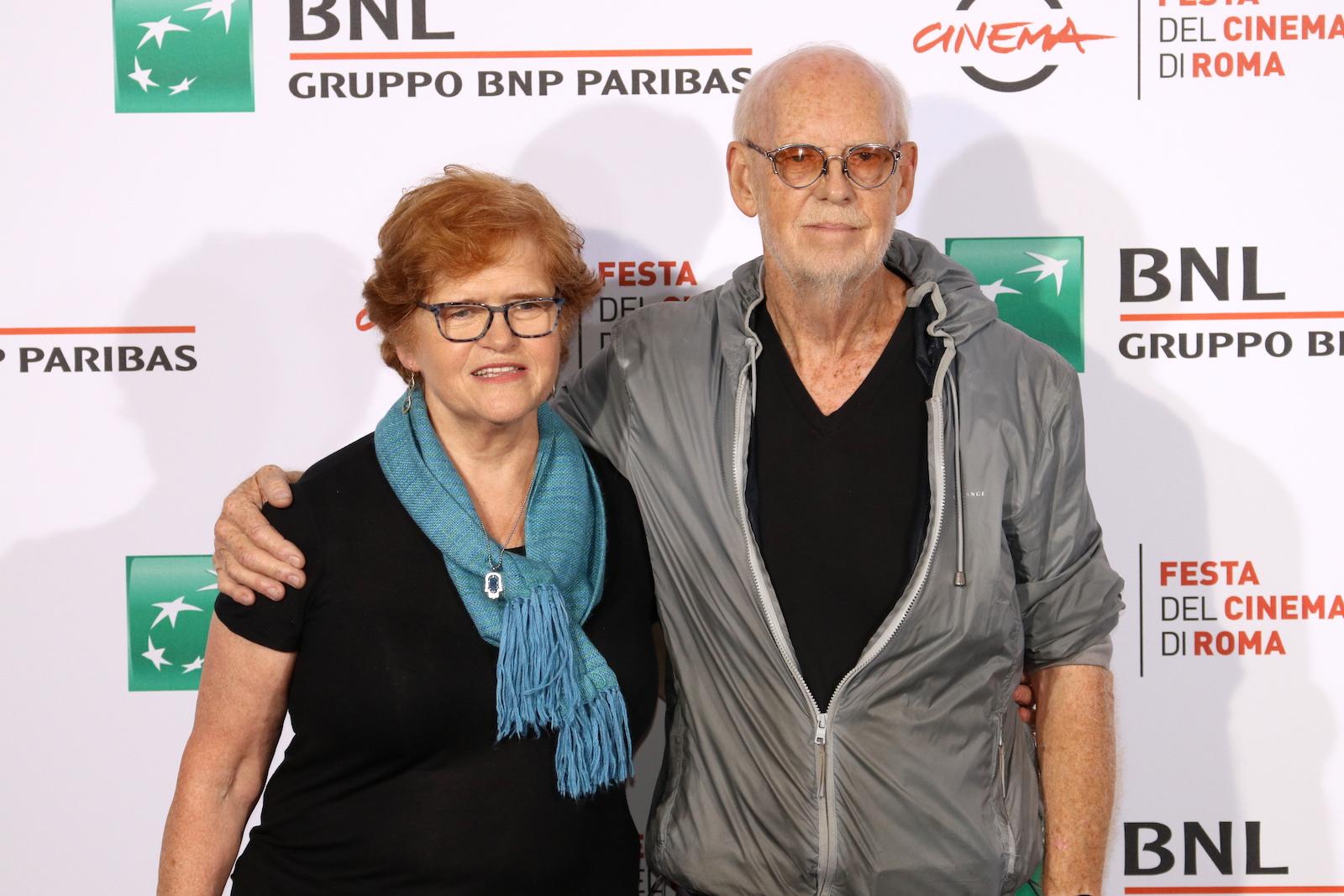 Roma 2016: Deborah Lipstadt e Mick Jackson al photocall di Denial