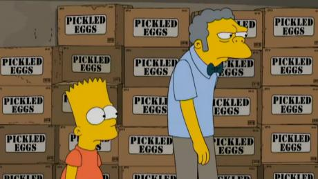 I Simpson: una foto di Treehouse of Horror XXVII