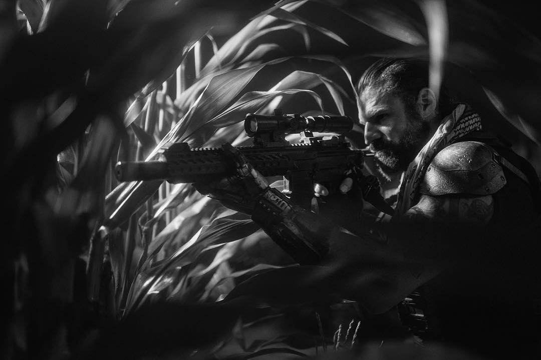 Logan: una foto di un Reaver in azione