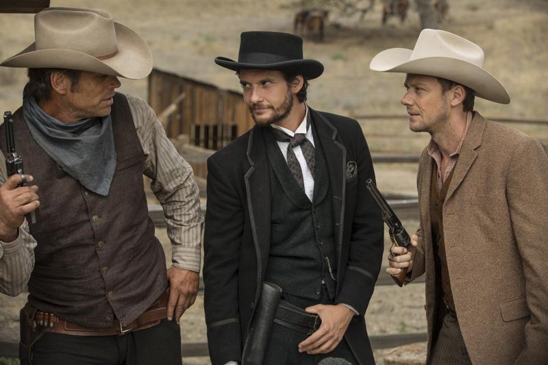 Westworld: Ben Barnes e Jimmi Simpson in Dissonance Theory