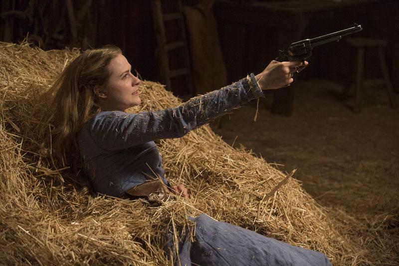 Westworld: Evan Rachel Wood nell'episodio Dissonance Theory