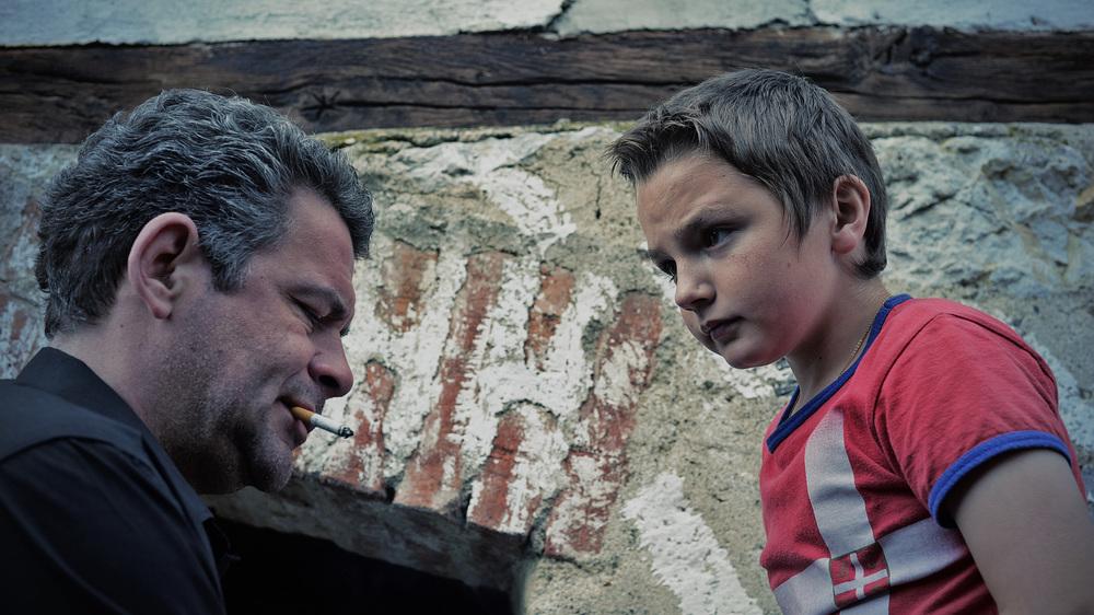 Enclave: un'immagine tratta dal film