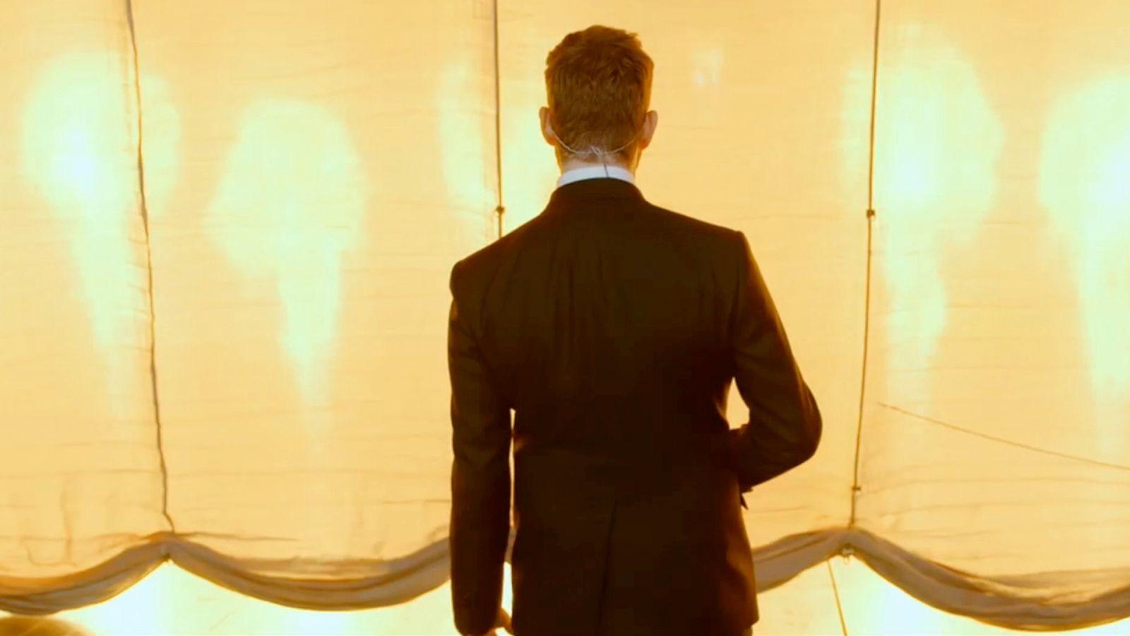 Michael Bublé - Tour Stop 148: un'immagine del documentario musicale