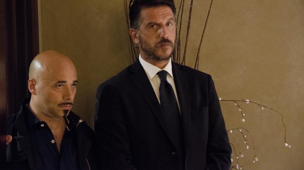 Racconto calabrese: Paolo Mauro e Marco Silani in una scena del film