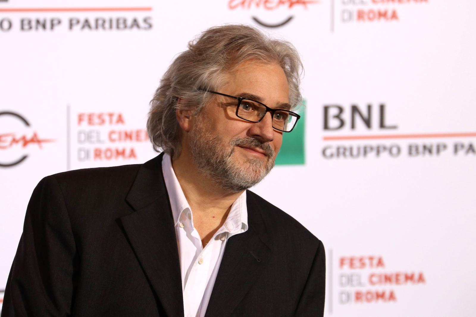 Roma 2016: il resgista Michael Dudok de Wit al photocall de La tartaruga rossa