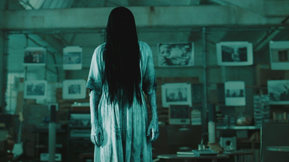 Una scena di The Ring di Gore Verbinski