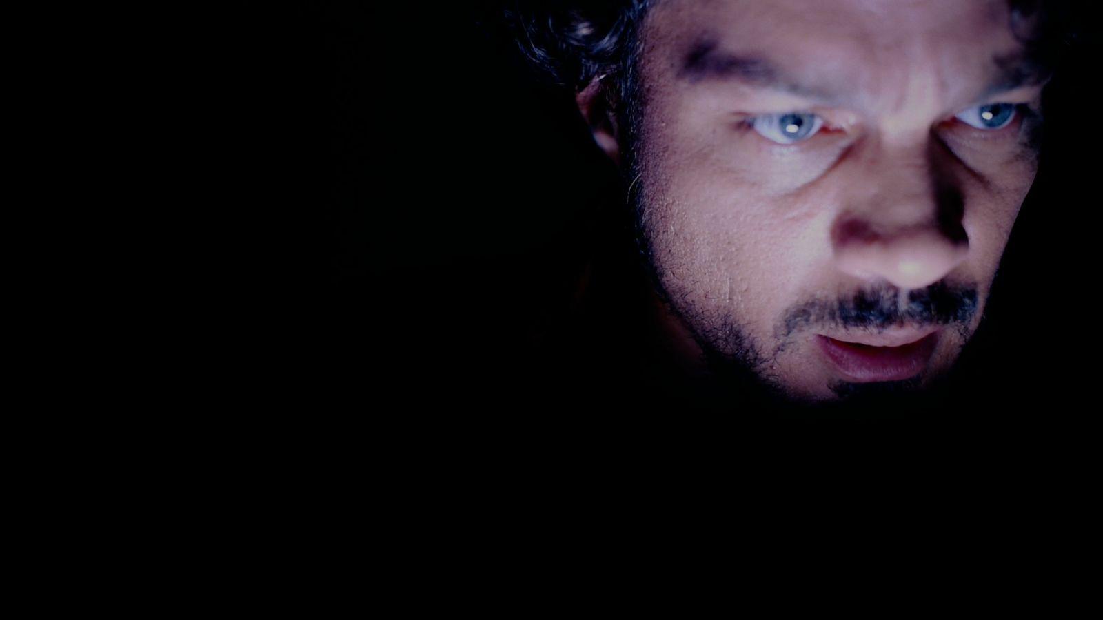 Cliché: un primo piano tratto del cortometraggio horror