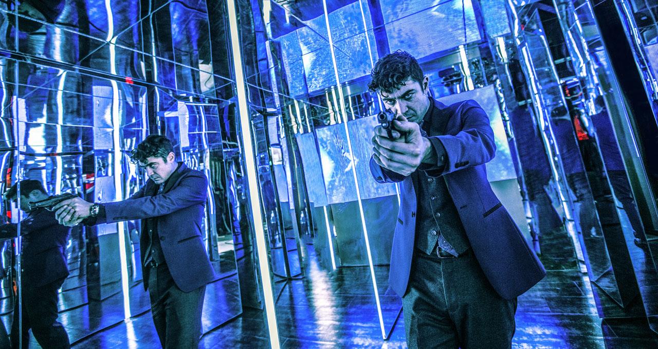 John Wick 2: Riccardo Scamarcio in una foto del film