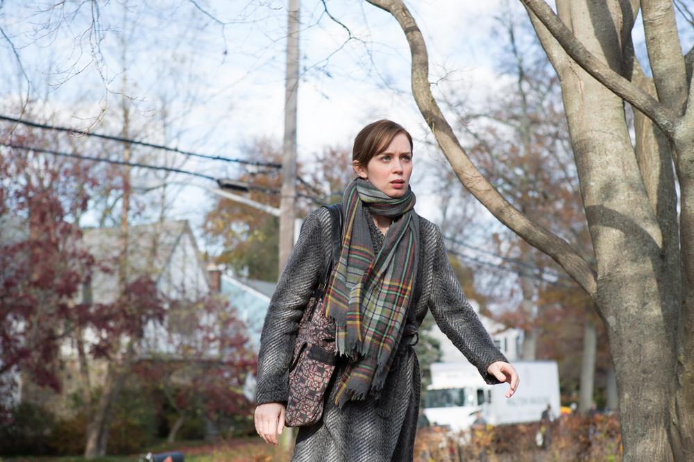 La ragazza del treno: Emily Blunt in un'immagine tratta dal film