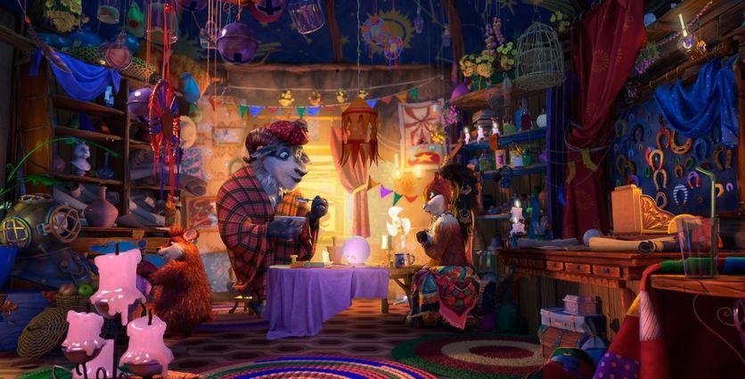 Bianca & Grey e la pozione magica: un momento del film d'animazione